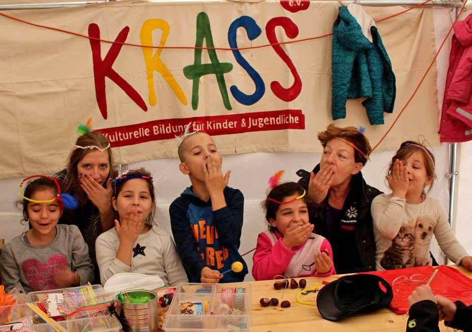 Bild Kids und KRASS Logo